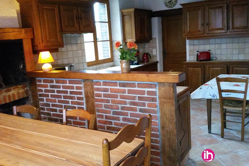 location maison meubl pour 1 7 salari s ouzouer sur. Black Bedroom Furniture Sets. Home Design Ideas