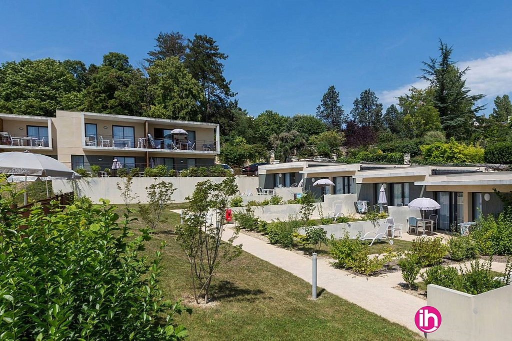 la residence et les terrasses