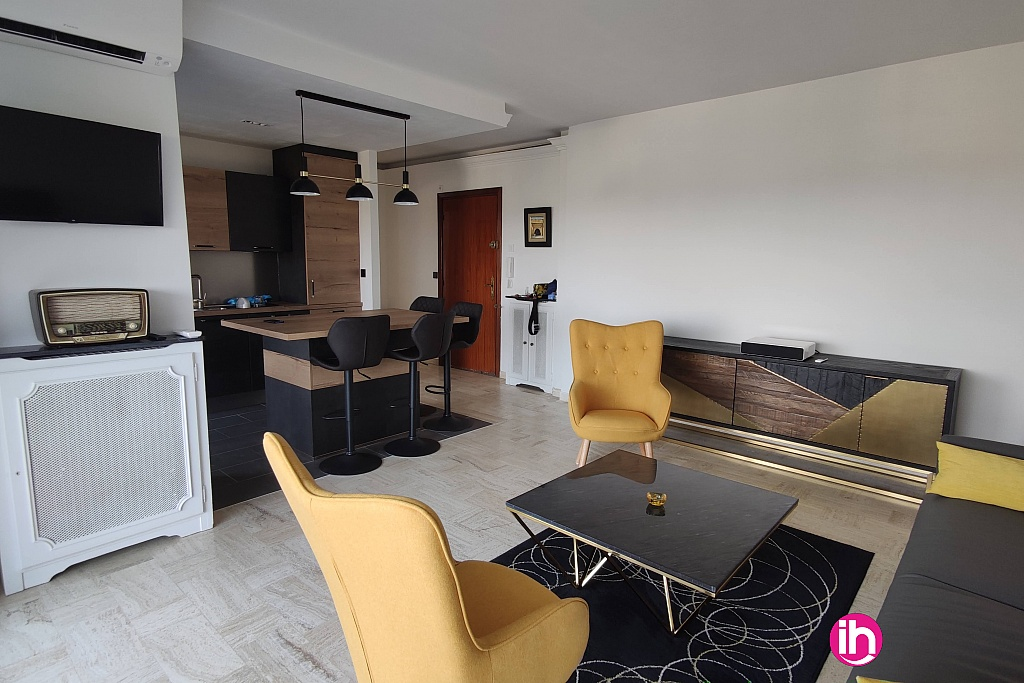 Salon 35 m2 climatisé