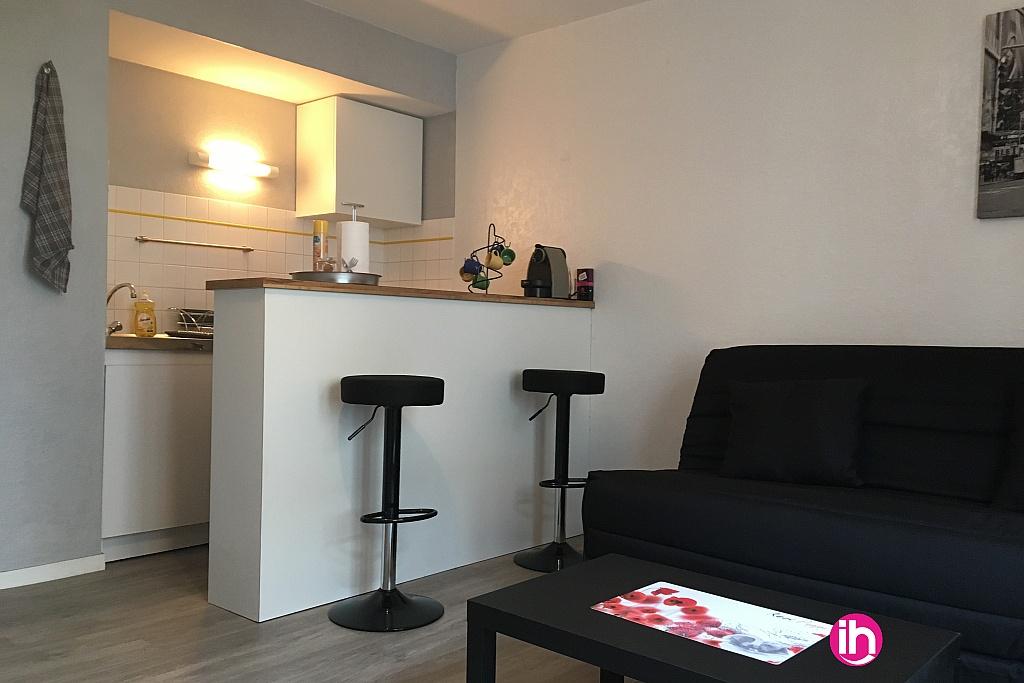 Location Studio Meublé Pour 1 À 2 Salariés À Poitiers