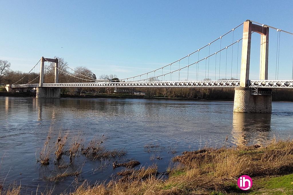 Pont de la Loire à Cosne/Loire