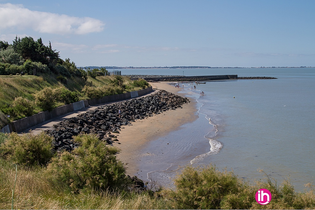 Promenade front de mer contrebas résidence