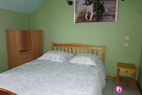 Location de meublé : BONNY SUR LOIRE chambre d'hôtel N 06