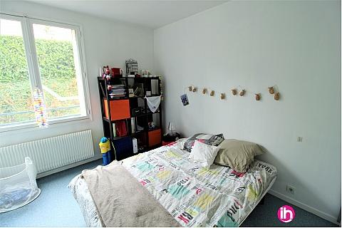 Location de meublé : LIMOGES : appartement T2 45m2 proche CHU, Renoir