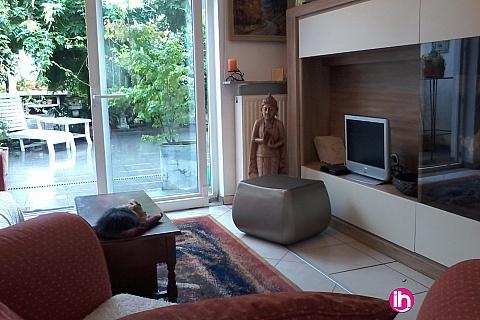 Location pour salarié en déplacement de meublé : CATTENOM LUXEMBOURG Maison pour 2 à 6 pers. à moins de 10 min de Cattenom , 10 mn Gare Luxembourg