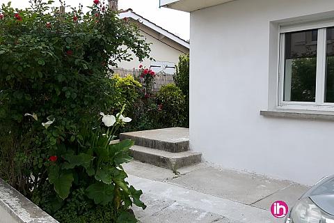 Location pour salarié en déplacement de meublé : Ile d'Oléron-Entre Jardin et dune, Charmant Studio entièrement refait à neuf