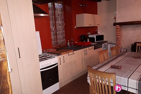 Location de meublé : VIERZON - THEILLAY, charmante maison jusqu'a 6 personnes