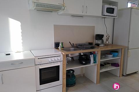 Location de meublé : CHATILLON SUR LOIRE appartement de type T3