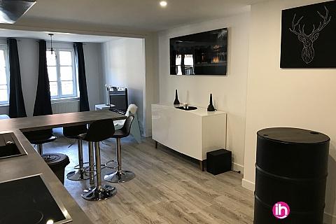"""Location de meublé : METZ Appartement T2 """" Champé"""""""