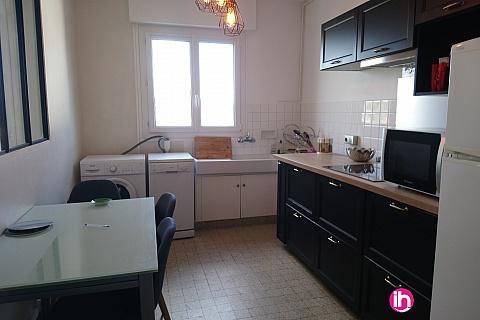 Location pour salarié en déplacement de meublé : GIEN appartement de type T2