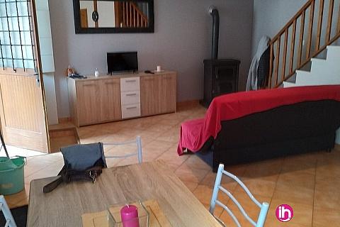 Location de meublé : DAMPIERRE Maison meublée 2 chambres à GIEN