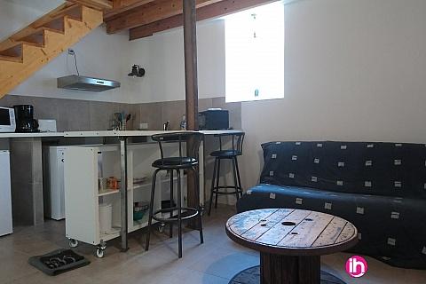 Location pour salarié en déplacement de meublé : T2 EN DUPLEX A Chatillon sur loire