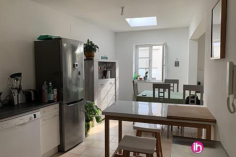 Location pour salarié en déplacement de meublé : CATTENOM LUXEMBOURG Appartement 1 a 2  personnes à moins de 15min de Cattenom