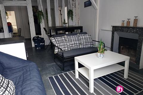 Location de meublé : Briare APPARTEMENT de type T3