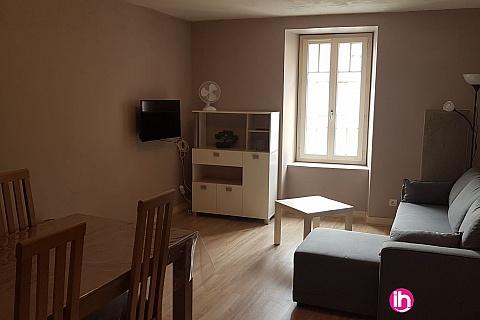 Location pour salarié en déplacement de meublé : MAGNAC-BOURG : Appartement tout confort, proche de Limoges
