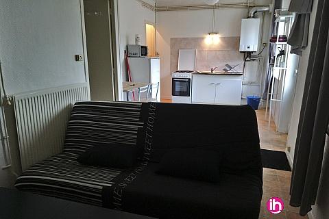 Location de meublé : DAMPIERRE APPARTMENT DE TYPE T2 A GIEN