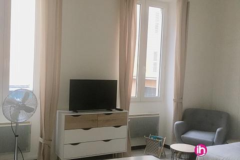 Location de meublé : CRUAS studio tout confort N°1 à Montélimar centre