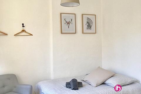 Location de meublé : Montélimar studio tout confort N°2 Hyper Centre