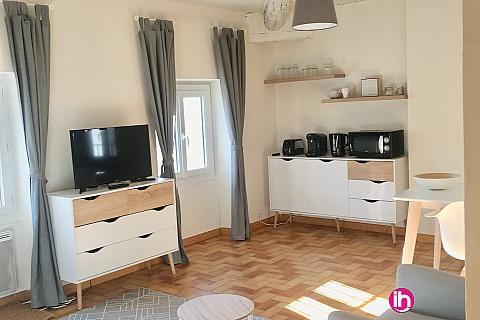 Location de meublé : Montélimar studio tout confort N°3 Hyper centre