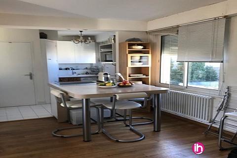 Location de meublé : LA DEFENSE Charmant appartement à 2 pas de la Défense, Courbevoie