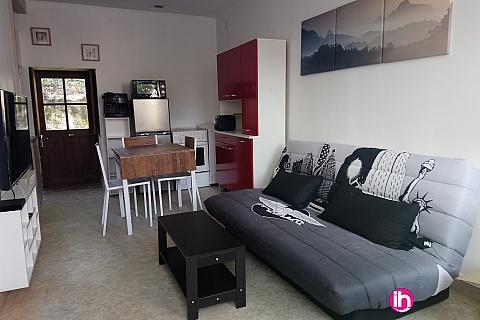 Location de meublé : BELLEVILLE MAISON TYPE T2 A OUSSON SUR LOIRE