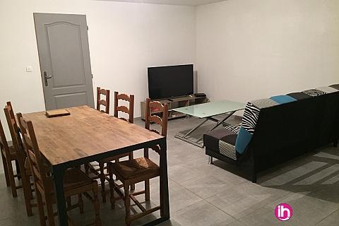 Location de meublé : PROCHE DAMPIERRE EN BURLY MAISON TOUT CONFORT