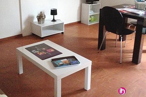 Location pour salarié en déplacement de meublé : CIVAUX MONTMORILLON F2 N°4 à Montmorillon 15km de Civaux