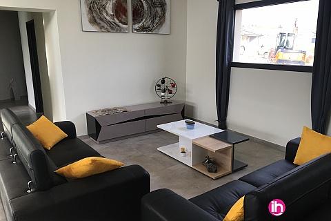 Location de meublé : BOURG EN BRESSE, Villa neuve à VIRIAT