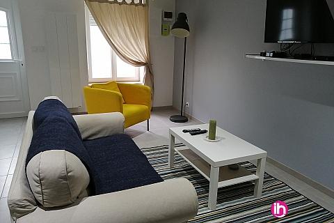 Location pour salarié en déplacement de meublé : GIEN MAISON 3 CHAMBRES AVEC TERRASSE LOG 1
