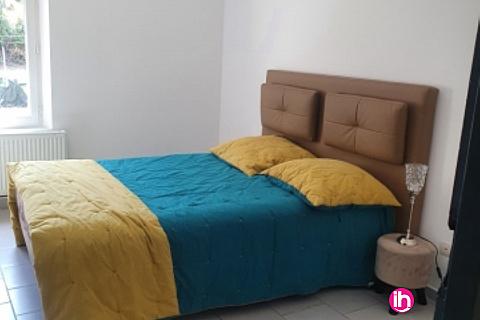 Location de meublé : Cruas TRICASTIN , Appartement T4 , Le Barrage