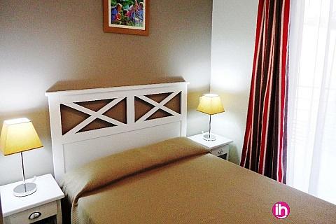 Location pour salarié en déplacement de meublé : CHINON - Appartement N°3 -T2 dans une résidence de prestige , Chinon centre