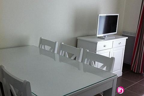 Location pour salarié en déplacement de meublé : CHINON - Appartement N°6 –T3 dans une résidence de prestige , Chinon centrensérez ici le titre de votre annonce