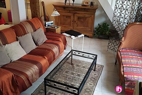 Location de meublé : NANTERRE MAISON DE VILLE