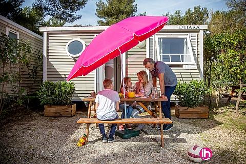 Location de meublé : AIX EN PROVENCE - FOS/MER  Mobil-Home 1 Chambres Vitrolles