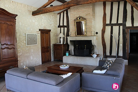Location de meublé : MARMANDE, AGEN, Airial des monges