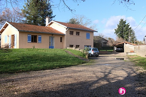 Location de meublé : Villa meublée Le Petit Varin pour 3 à 5 salariés