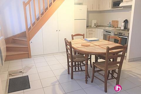 Location pour salarié en déplacement de meublé : SULLY SUR LOIRE maison 3 chambres à 14 min du CNPE de DAMPIERRE