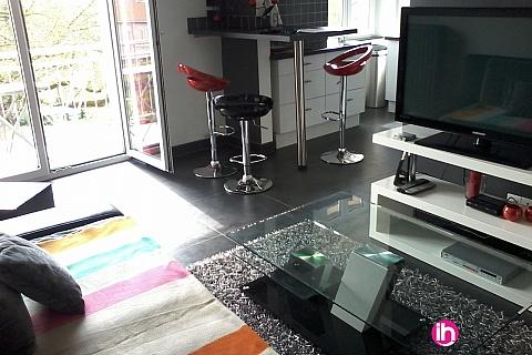 Location pour salarié en déplacement de meublé : CATTENOM THIONVILLE  Appartement 2 chambres