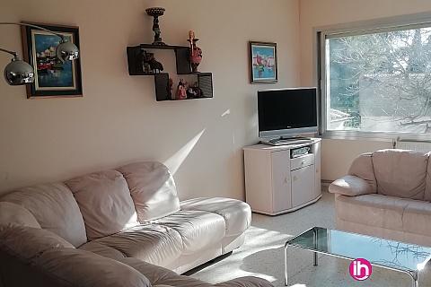 Location de meublé : TRICASTIN Spacieux T3  à Donzére