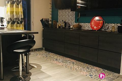 Location de meublé : MARSEILLE/AIX EN PCE Appartement  avec jardin à Bouc Bel Air