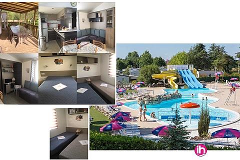 Location de meublé : BLOIS, mobil-home DOMAINE DE DUGNY VILLAGE VACANCES SIBLU 4**** ONZAIN