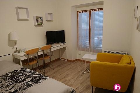 Location pour salarié en déplacement de meublé : CIVAUX, T1  entièrement rénové, N°1, Montmorillon