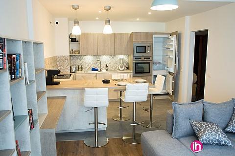 Location de meublé : LILLE, appartement moderne et chaleureux, Lille
