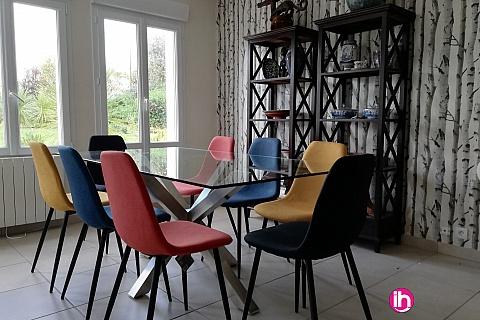 Location de meublé : QUIMPER, Seaside Coundtry Cottage Bretagne Sud 3* Golf, Randonnée, Mer, Calme, Foret-Fouesnant