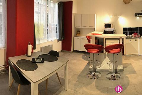 Location de meublé : Appartement T1 idéal CNPE UFPI PIPA