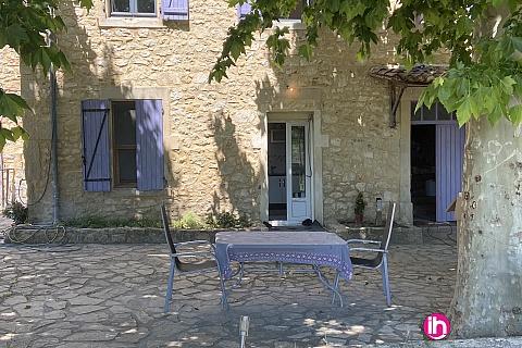 Location de meublé : TRI/Cru  Appartement T3 deux chambres Viviers