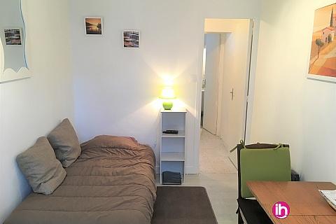 Location pour salarié en déplacement de meublé : DAMPIERRE studio à 12 min à SAINT PERE SUR LOIRE