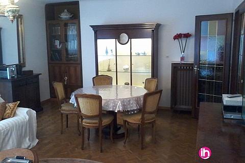 Location de meublé : CATTENOM THIONVILLE MAISON T6 POUR 5 A 8 PERS A 10mn