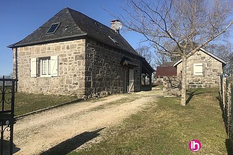 Location de meublé : BRIVE LA GAILLARDE : Maison en pierre Baptiste Jugeals Nazareth