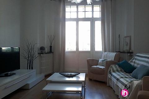 Location pour salarié en déplacement de meublé : CATTENOM THIONVILLE Très bel Appartement Centre Ville Thionville à 7 minutes à pieds de la Gare